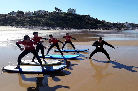 Surf Class with Professional...