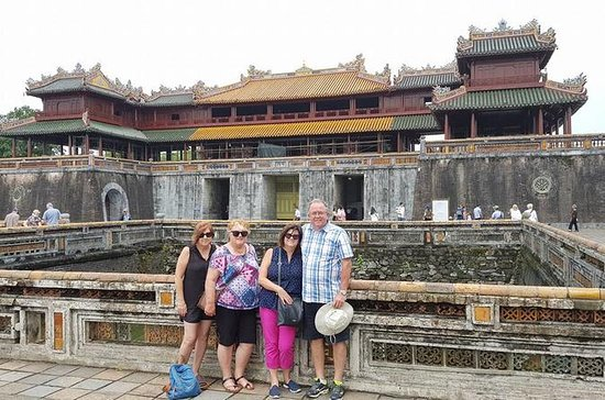 Private Day Trip To HUE via HAI VAN...