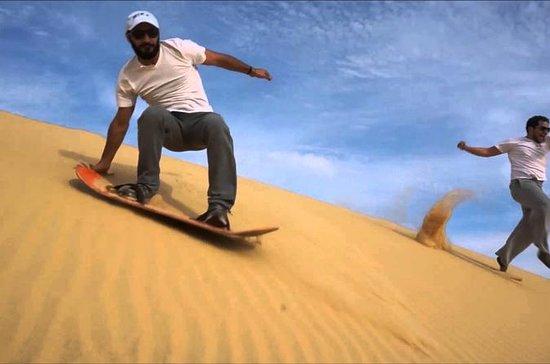 Sand Baording à Agadir avec déjeuner