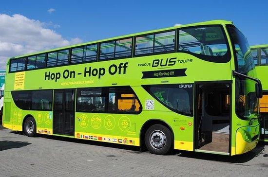 Hop-On Hop-Off Tour in Prague for 24...