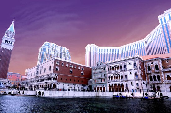 Venetian Macao and Macau Heritage Tour with 2-way ferry transfers...