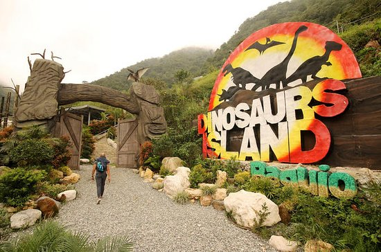 Baguio Dinosaurs Island Attraction...