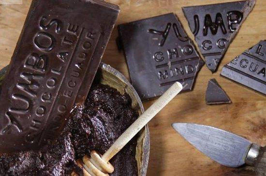 Schokoladentour in Mindo