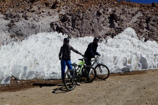 Mountain Bike Abra del Acay