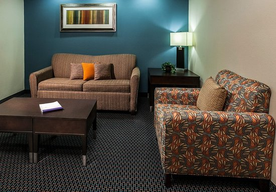 Woodway, تكساس: Guest room