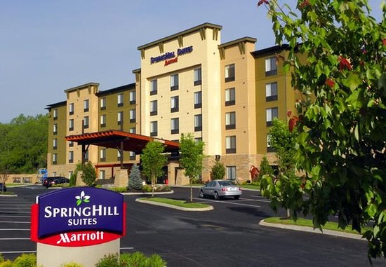 SpringHill Suites by Marriott Pigeon Forge: Exterior