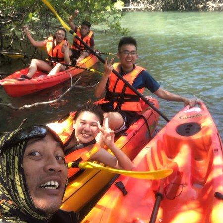 Langkawi Kayaking Adventure