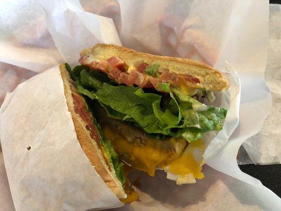 Pinole, CA: Boca Burger