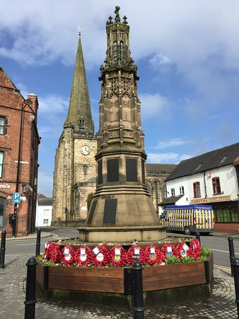 War Memorial Uttoxeter