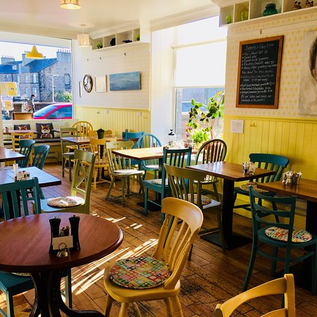 Water of Leith Cafe Bistro: A selection of goodies