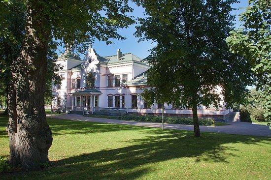 Lahti, Finlandia: Lahden Kartano, jossa nykyään toimii Lahden historiallinen museo.