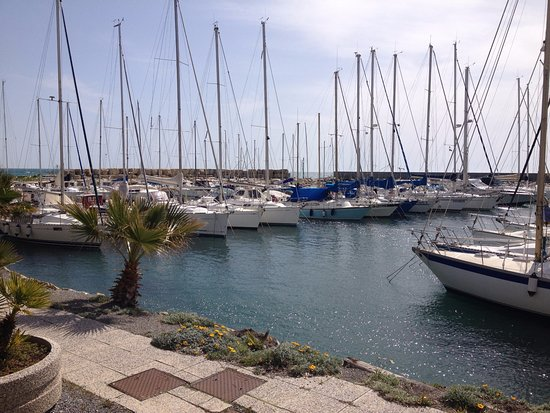 San Bartolomeo al Mare, Italy: Panoramica