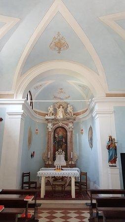 Segusino, Włochy: altare