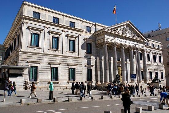 Congreso de los Diputados: Парламент
