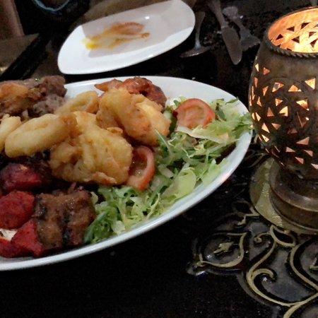 Saffron Indian Restaurant Birmingham