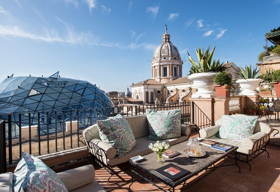 Grand Hotel Plaza Updated 2020 Prices Reviews Rome