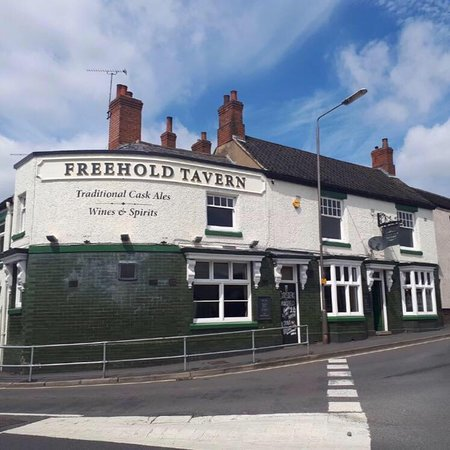Swadlincote, UK: Freehold Tavern