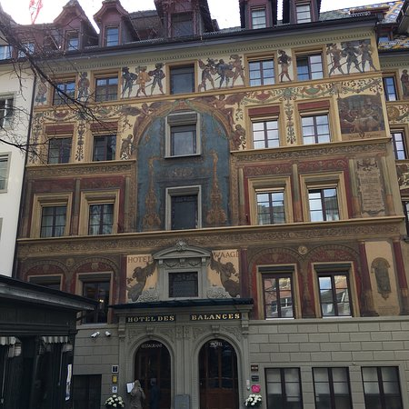 Hotel des Balances: photo1.jpg