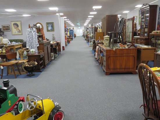 The Warehouse Antiques & Collectables