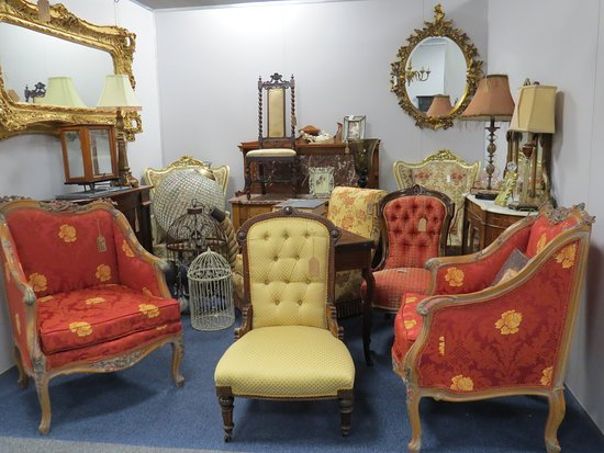 The Warehouse Antiques & Collectables: Reproductions and antiques