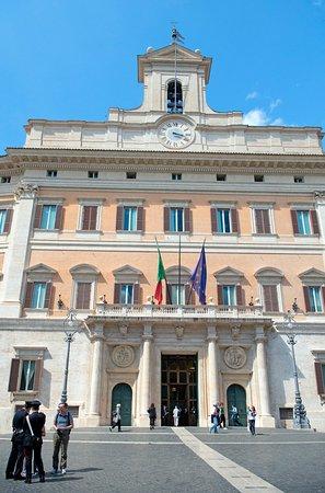 palazzo di montecitorio sede della camera dei deputati