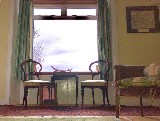Kinbrace, UK: Reading Room