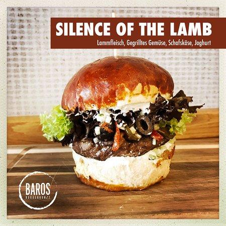 Marktredwitz, Γερμανία: Ostern-Special: SILENCE OF THE LAMB 🐑 - Lammfleisch, Gegrilltes Gemüse, Schafskäse, Joghurt
