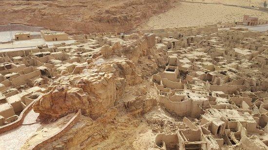 Al Ula, Arabie Saoudite: The old village