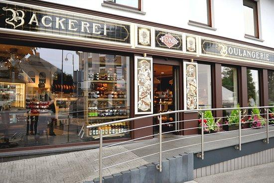 Bäckerei & Konditorei Fonk - Picture of Fonk, Saint Vith