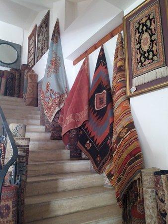 Gocek, تركيا: Epoca Carpet