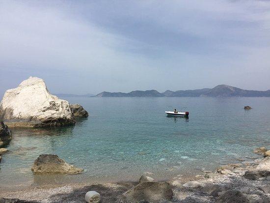 Faralya, Τουρκία: yakın bölgedeki plaj olanağı Aktaş Beach