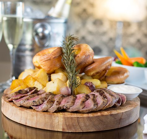 Jemme: Our mouth watering Wednesday & Sunday Roast - roast beef for 2