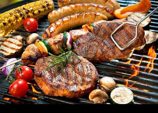 Andriano, Italy: Grillabend