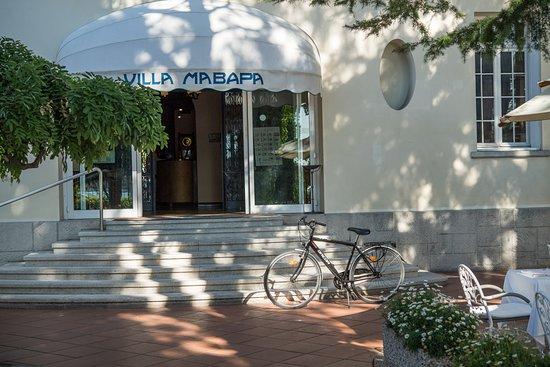 Hotel Villa Mabapa Venice Italy