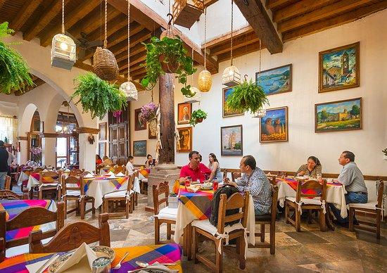 el Patio restaurant: Restaurante el Patio - Cocina local con un toque propio