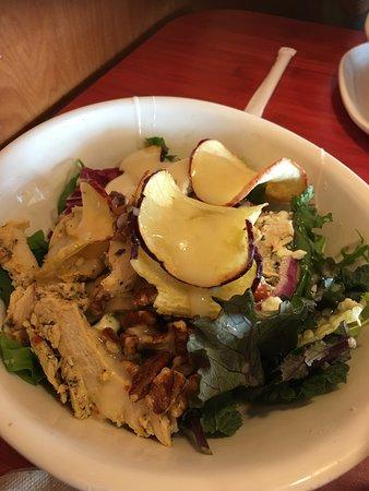 Barboursville, WV: Fuji Apple Salad