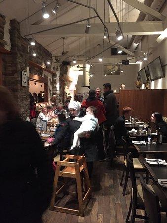 Balkan Restaurant Interior