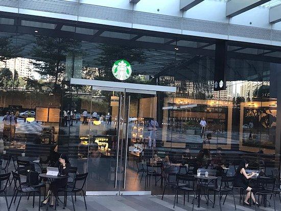 Starbucks in singapore