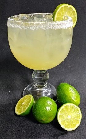 Sliders: Our Margaritas made with fresh squeezed lime juice