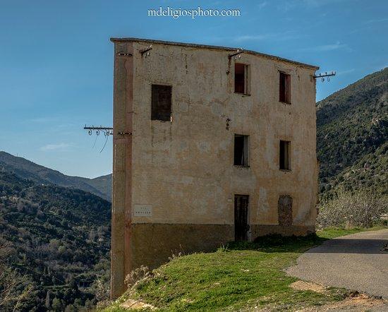 Gairo, Italy: Il paese abbandonato