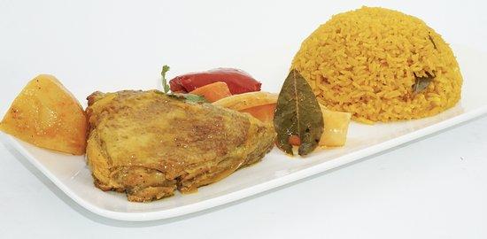 Stains, Fransa: Un éventail de plats à base de produits africains vous serons proposés.