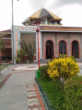 UGM Campus Mosque