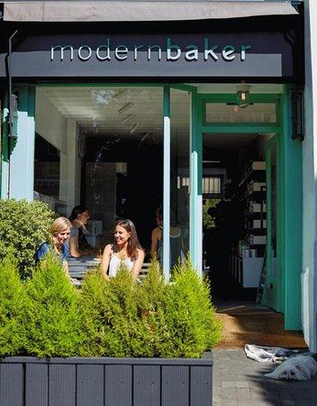 Modern Baker sourdough bakery and cafe in Oxford