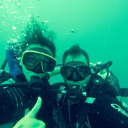 Ionian Divers: Μοναδική εμπειρία!!!