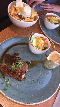 Mirage: Steak