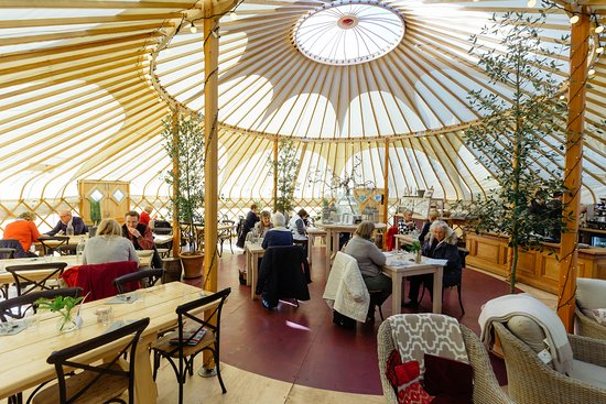 Deddington, UK: For more information about the Yurt, please visit our website: www.rosara.co.uk