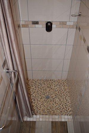 เบโนนี, แอฟริกาใต้: Family room - 1 double bed, 1 single. Walk-in shower, access to patio