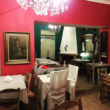Taverna Aggeliki: Ταβέρνα Αγγελική