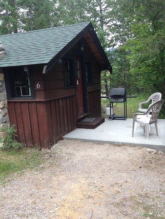 Brisco, كندا: bungalow 6