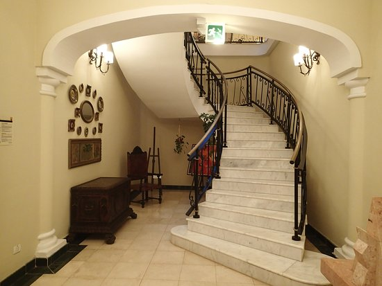 IBEROSTAR Grand Hotel Trinidad: escalier donnant sur les chambres